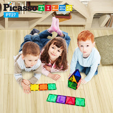 Alphabet Set Magnet Tiles ( 27 Piece )