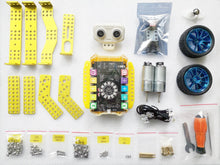2-in-1 Transformable DIY Programmable Robot Kit 二合一變形電動機器人