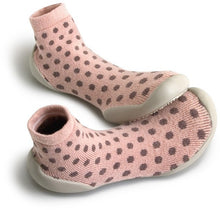 Collegien Slipper - Creamy Dots Cashmere 羊毛款