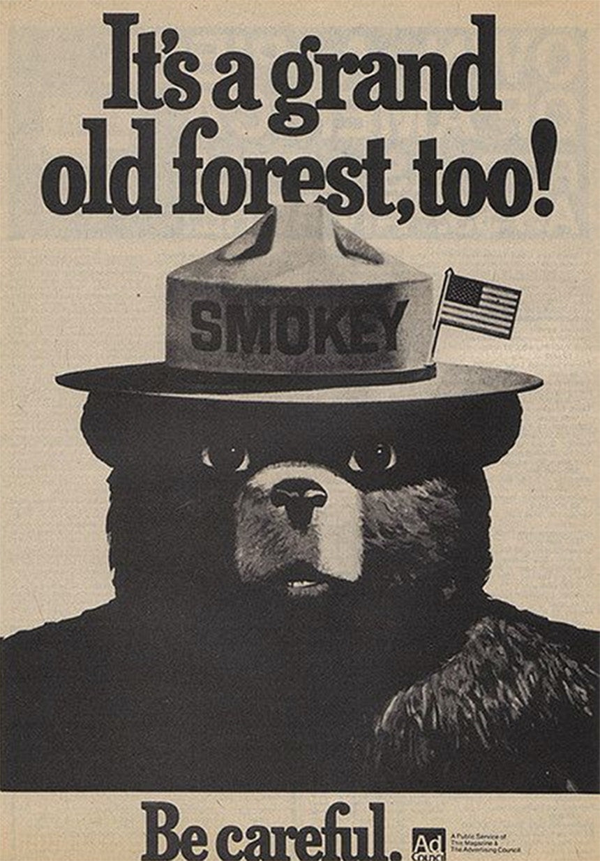 FILSON SMOKEY BEAR