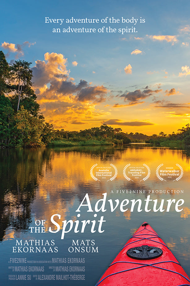 adventure of the spirit
