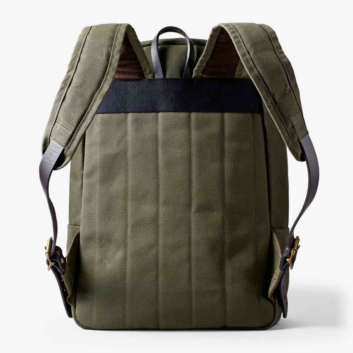 FILSON JOURNEYMAN BACKPACK OTTER GREEN