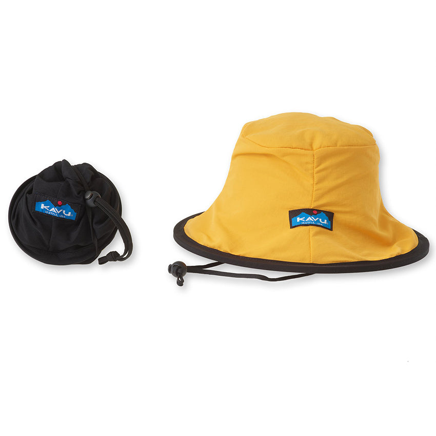 KAVU FISHERMANS CHILLBA BØTTEHATT – GOLD