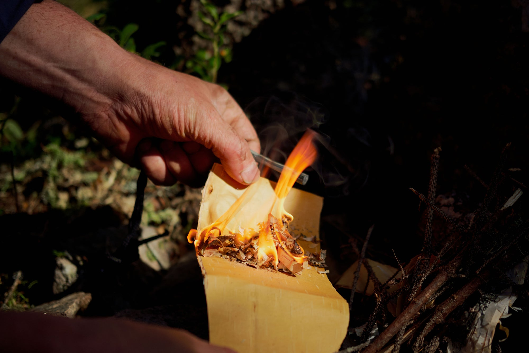 BUSHCRAFT-KURS HØSTEN 2018 - BILLETTER - Revir