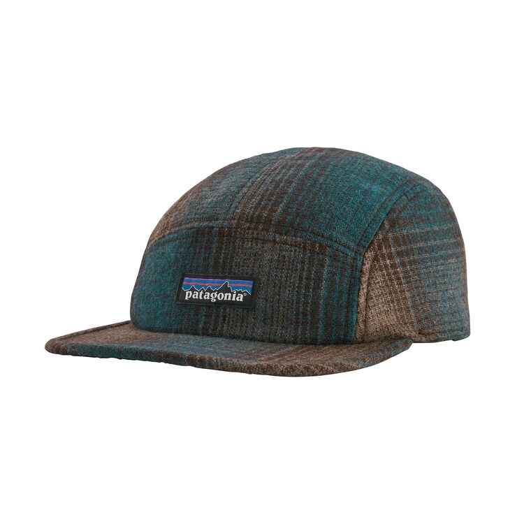 PATAGONIA RECYCLED WOOL CAP - BRISTLE BROWN