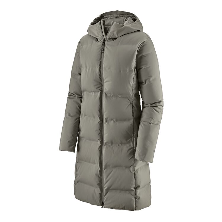 PATAGONIA JACKSON GLACIER DUNPARKA - DAME/ FEATHER GREY