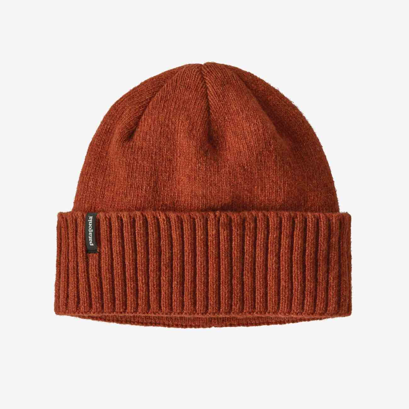 PATAGONIA BRODEO BEANIE - DESERT ORANGE