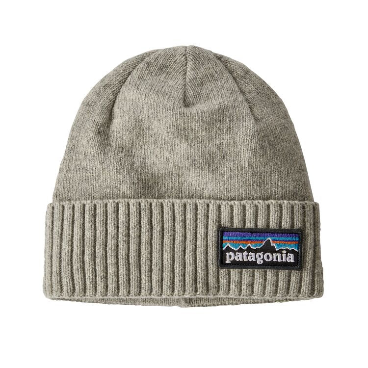 PATAGONIA BRODEO BEANIE - DRIFTER GREY