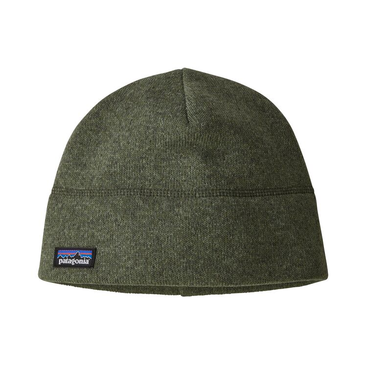 PATAGONIA BETTER SWEATER BEANIE - OLIVEN