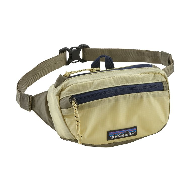 PATAGONIA MINI HIP PACK HOFTEVESKE - RESIN WHITE