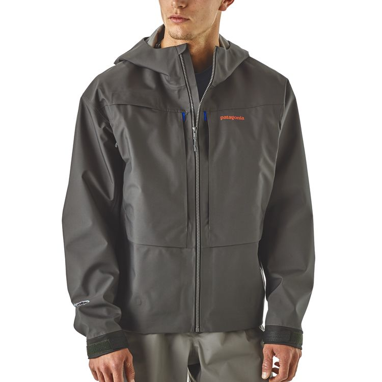 PATAGONIA RIVER SALT VADEJAKKE - FORGE GRAY