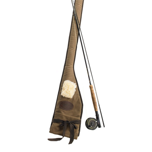 FLY ROD CASE- 2 Piece
