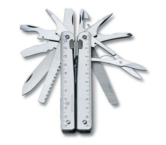 SWISS MULTITOOL X M/LÆRSLIRE