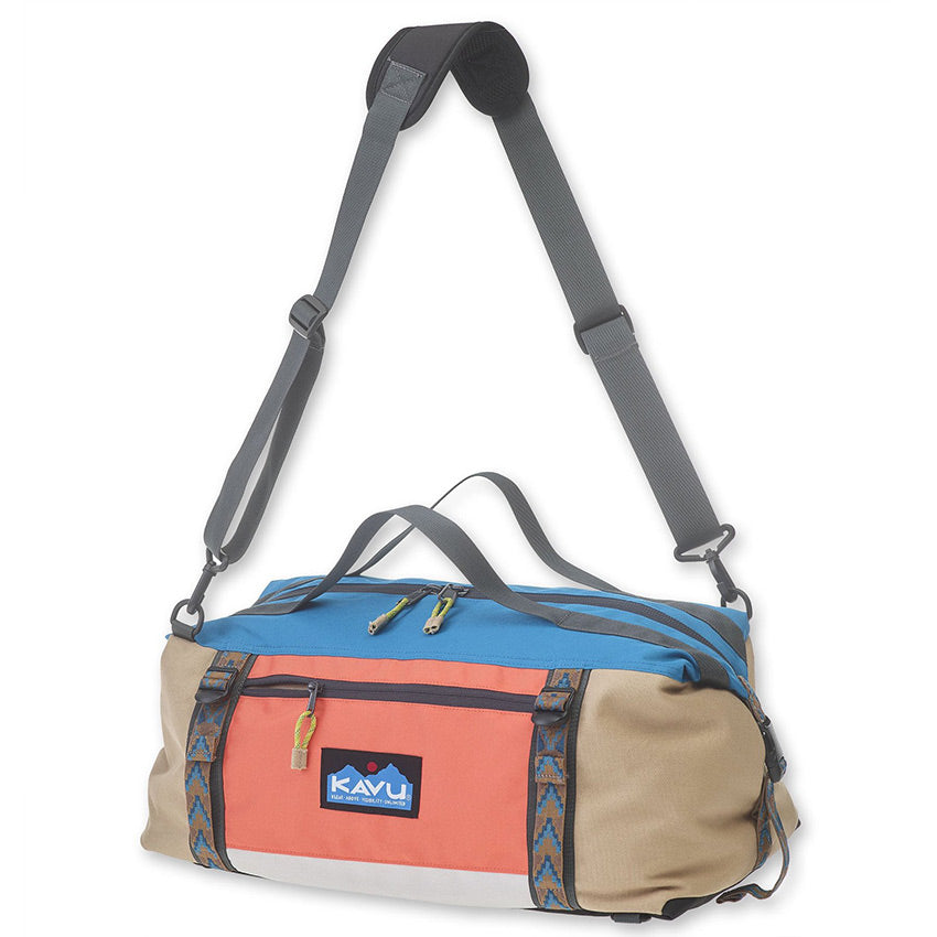 KAVU LITTLE FELLER DUFFELBAG 22 L