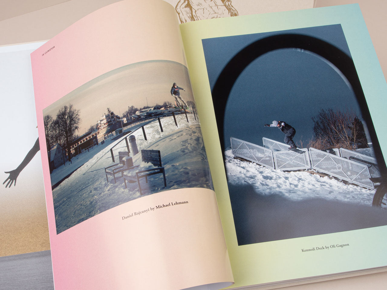 CURATOR VOLUME 3 – CULTURE OF SNOWBOARDING