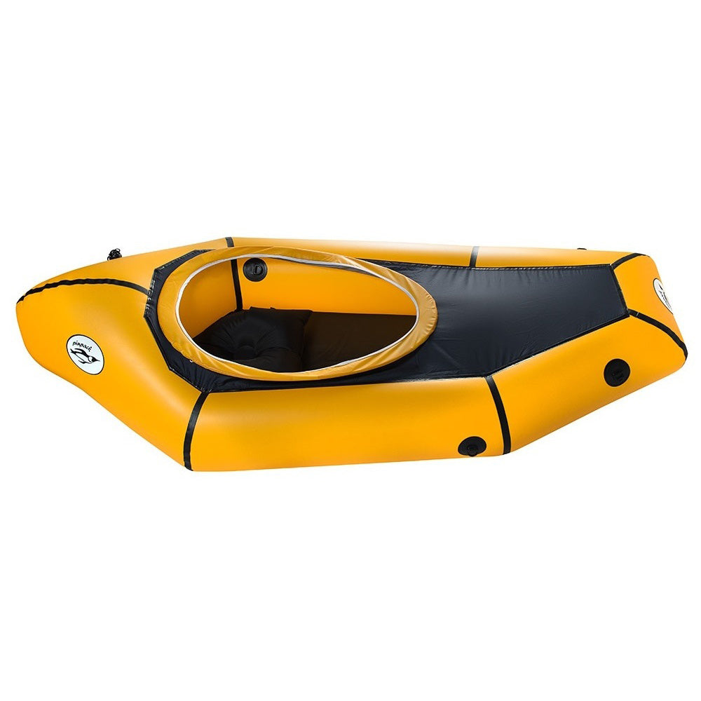 PINPACK AMUNDSEN PACKRAFT W/DECK – RED
