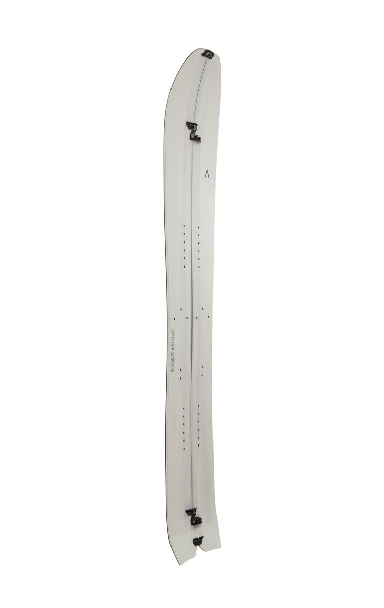 Fjell^ MT1542S WHITE/BLACK - SPLITBOARD