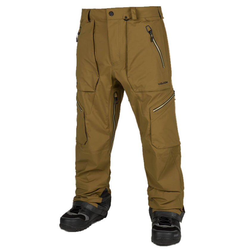 GUCH STRETCH GORE-TEX PANTS - BUKSE - Revir
