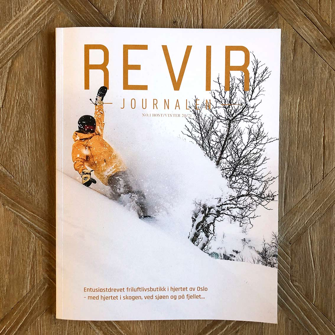 REVIR JOURNALEN – HØST/VINTER 20/21
