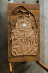 BROWN DUCK APRON FORKLE