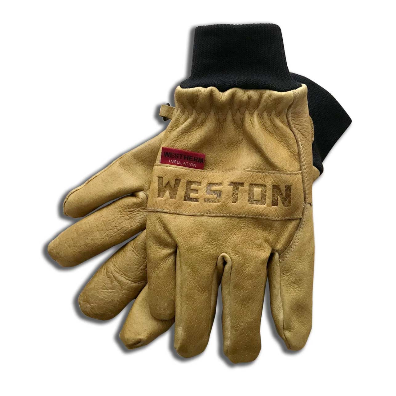 WESTON HERO HANDS FULL LEATHER GLOVE