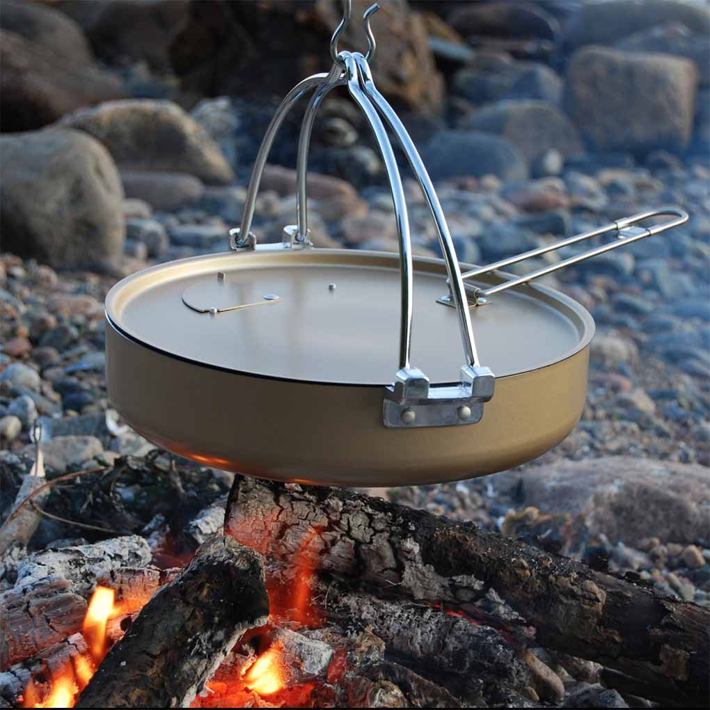 EAGLE PRODUCTS HOT PAN – STEKEPANNE MED LOKK