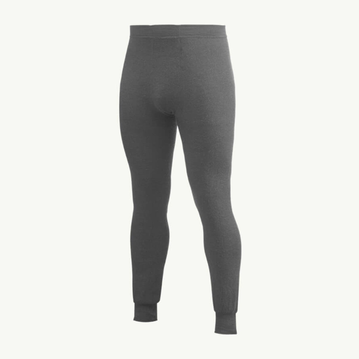 WOOLPOWER LONG JOHNS 200 – UNISEX – GREY