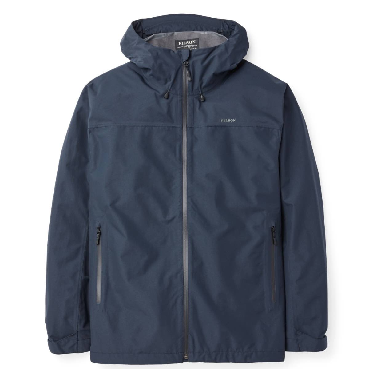 FILSON SWIFTWATER 2.5LAGS SKALLJAKKE HERRE - DARK DENIM