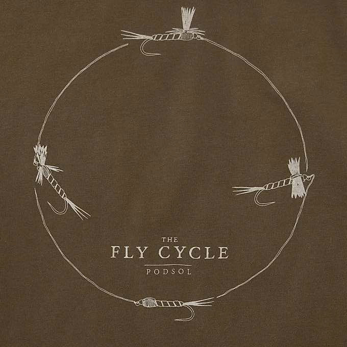 PODSOL FLY CYCLE TSKJORTE