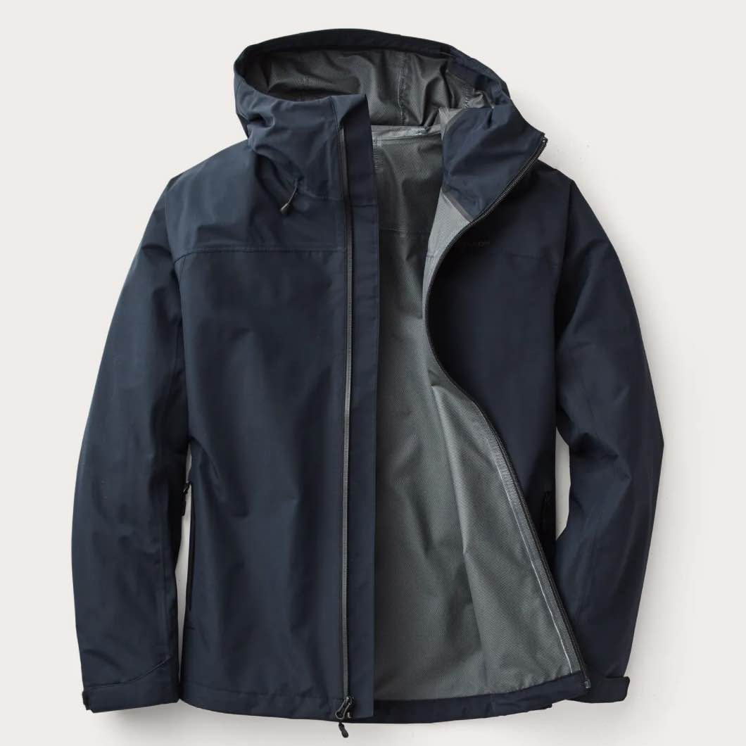 FILSON SWIFTWATER 2.5LAGS SKALLJAKKE DAME - DARK DENIM