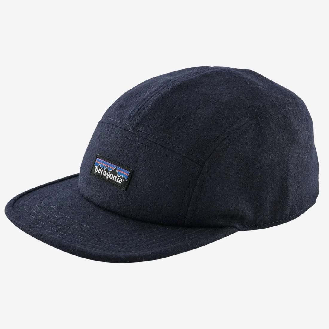 PATAGONIA RECYCLED WOOL CAP - NAVY