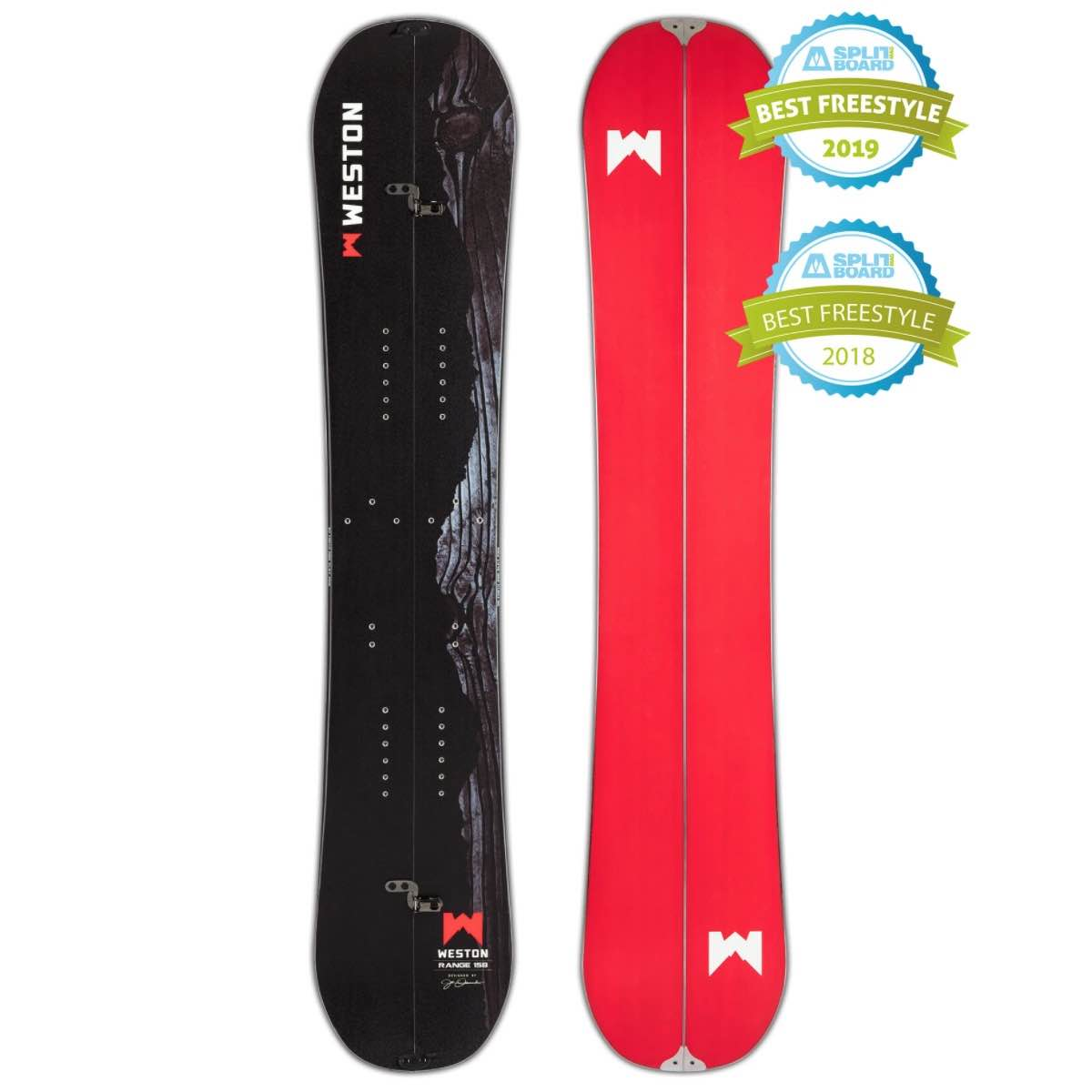 WESTON RANGE 19/20 - SPLITBOARD