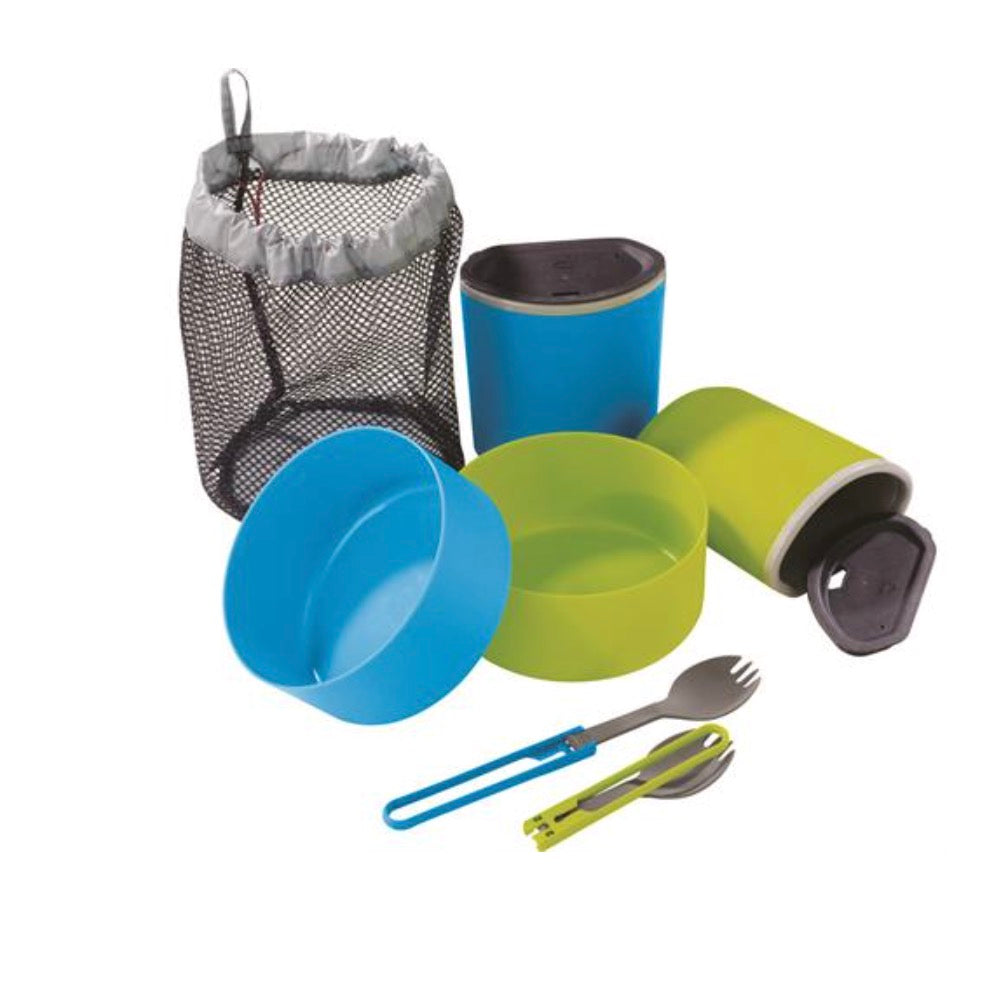MSR 2 PERSON MESS KIT - SPISESETT 2 PERS