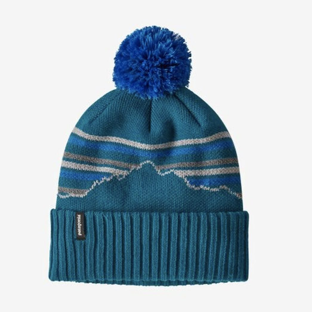 PATAGONIA POWDER TOWN BEANIE - FITZ ROY CRATER BLUE