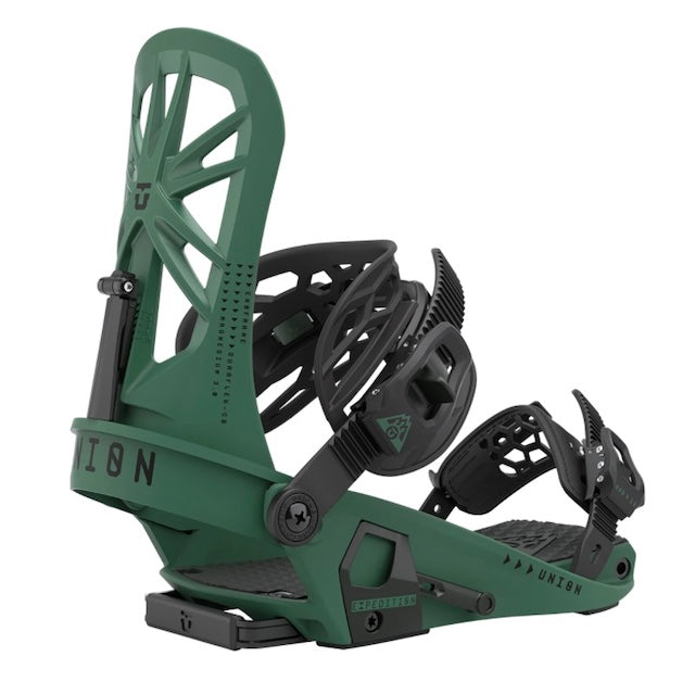 UNION – EXPEDITION SPLITBOARDBINDING – GRØNN