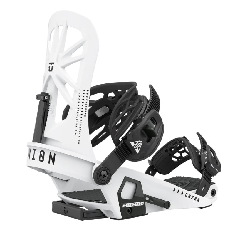 UNION – EXPEDITION SPLITBOARDBINDING – HVIT