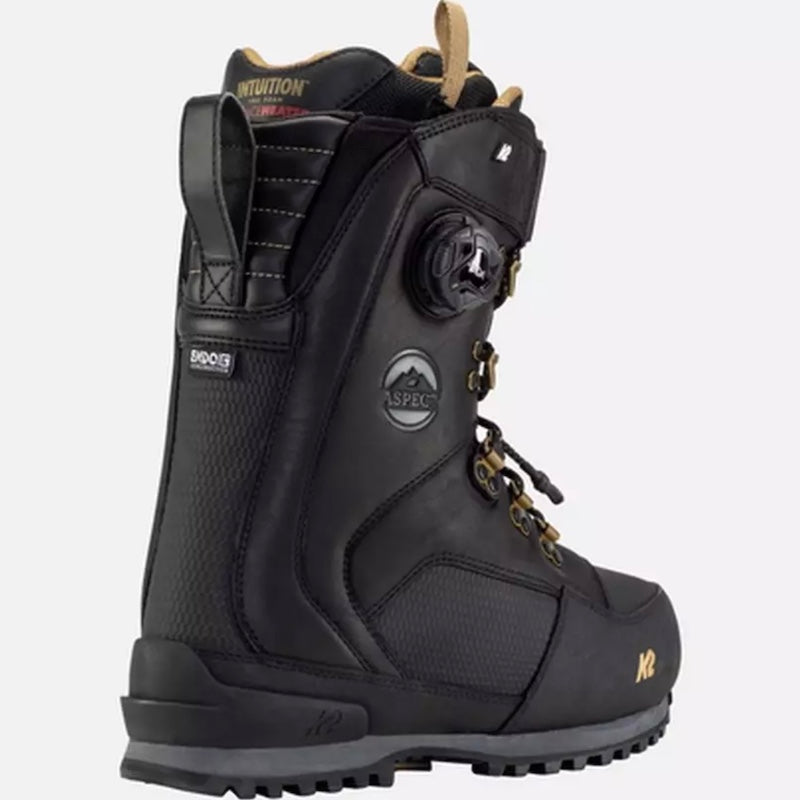 K2 – ASPECT SNOWBOARDBOOT / SPLITBOARDBOOT