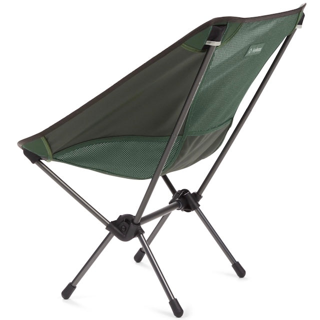 HELINOX CHAIR ONE - FOREST GREEN/ STEEL GREY – TURSTOL