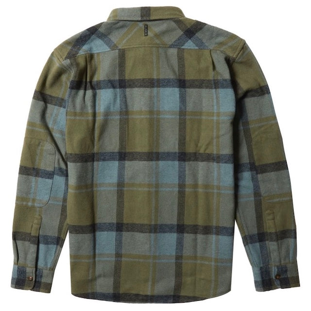 VISSLA – BARNS LS FLANNEL SKJORTE – SURPLUS
