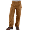 DOUBLE- FRONT WORK PANT - Bukser - Revir