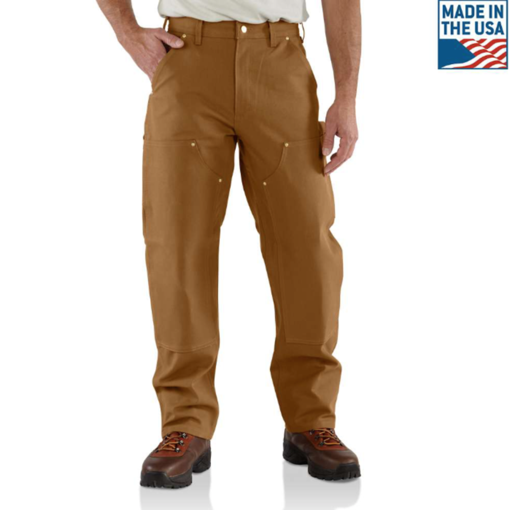 FIRM DUCK DOBBEL- FRONT WORK PANT - BUKSE - Revir