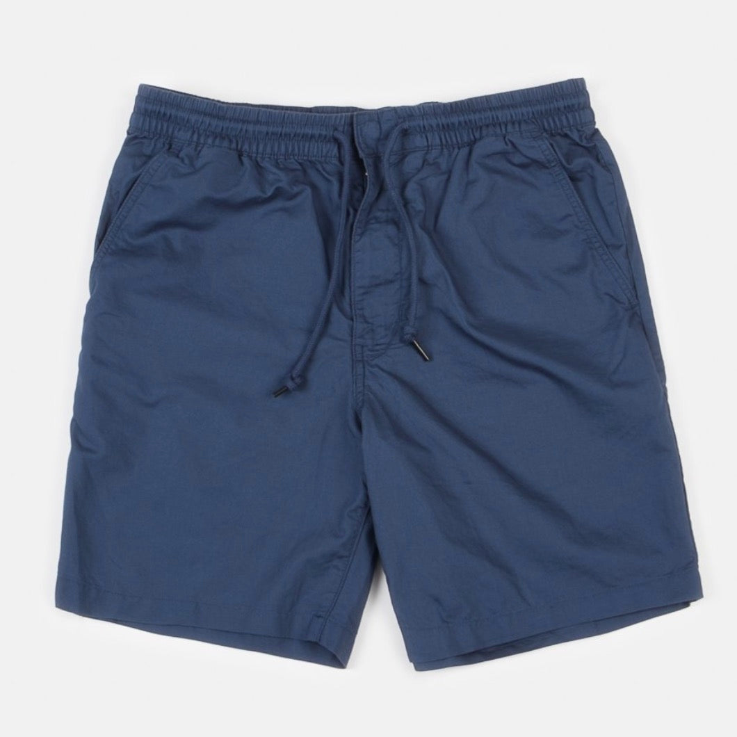 "PATAGONIA LIGHTWEIGHT ALL WEAR HEMP 10"" SHORTS - STONE BLUE"