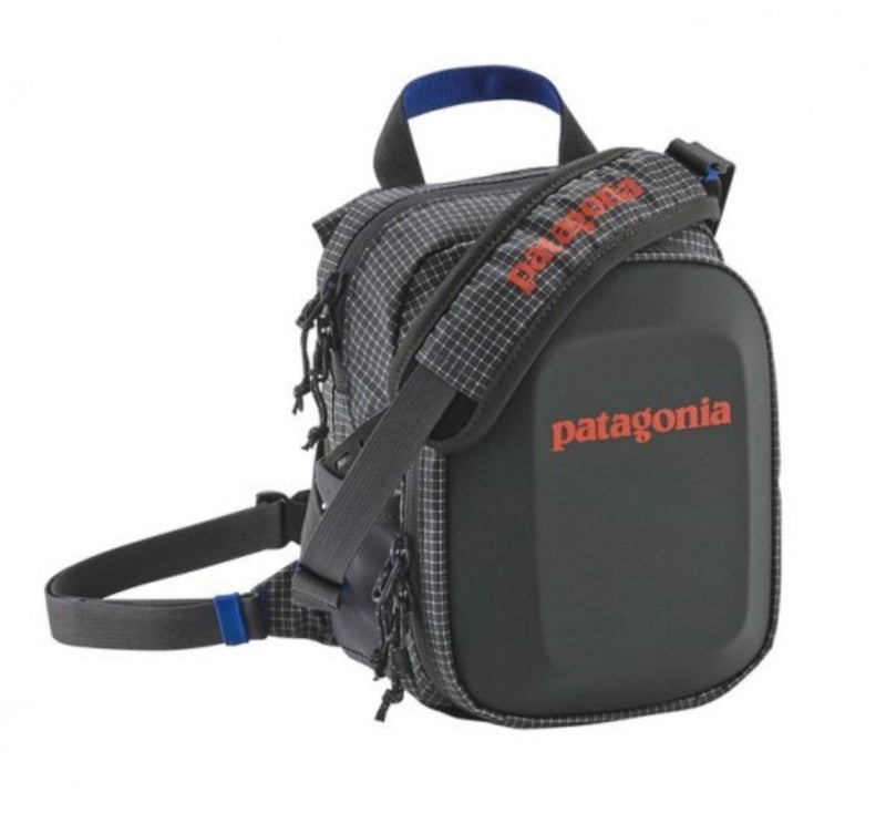 PATAGONIA STEALTH CHEST PACK FISKEVESKE 4L - FORGE GRAY