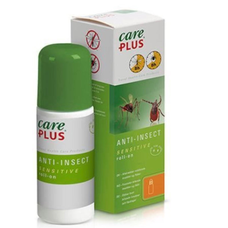 CARE PLUS ANTI-INSECT SENSITIVE ROLL ON