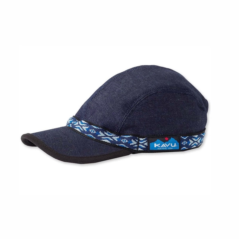 KAVU STRAPCAP DENIM