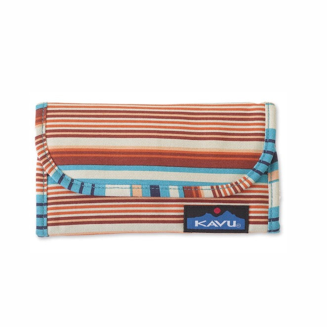 KAVU BIG SPENDER LOMMEBOK - CASCADE STRIPES