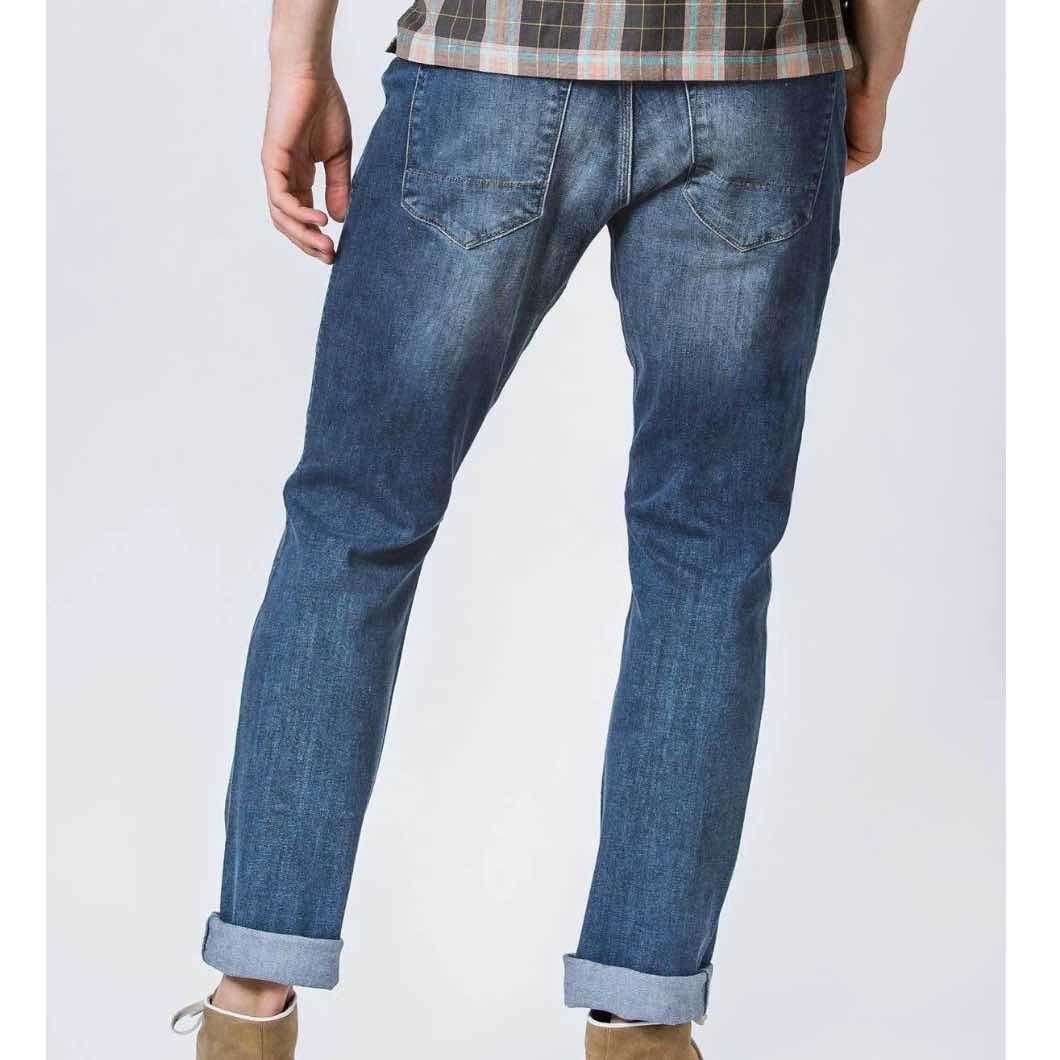 DUER RELAXED PERFORMANCE JEANS GALACTIC - HERRE