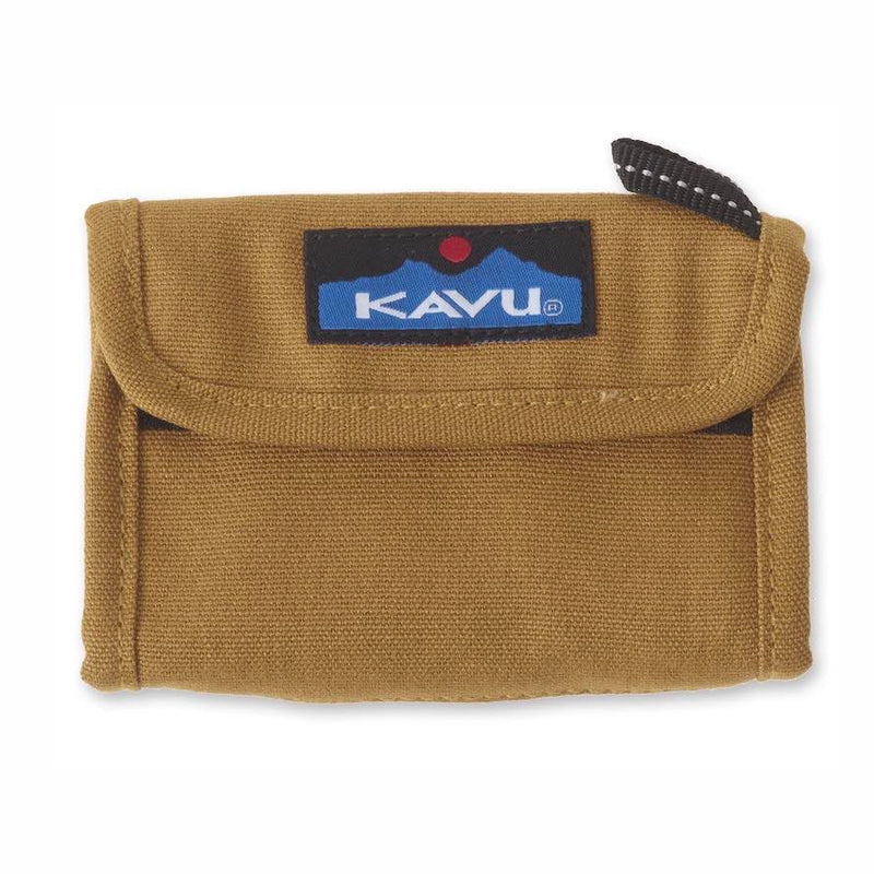 KAVU WALLY WALLET LOMMEBOK - TOBACCO