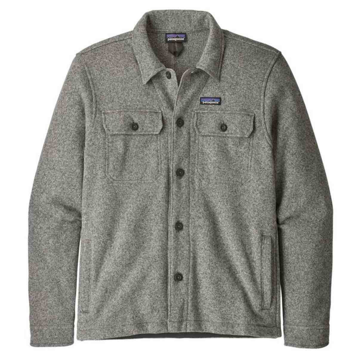 PATAGONIA BETTER SWEATER SKJORTE - HERRE