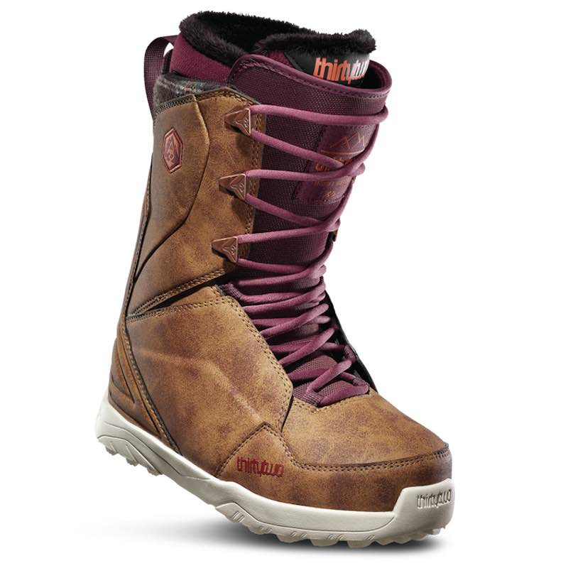 LASHED PREMIUM SNOWBOARD BOOTS - DAME